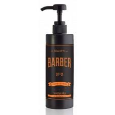 Krémová kolínská Marmara Barber № 3 / 400 ml
