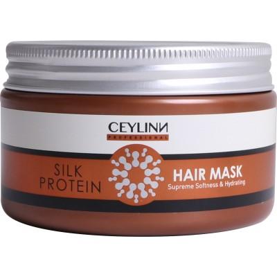 Maska na vlasy s hedvábným proteinem / 300 ml