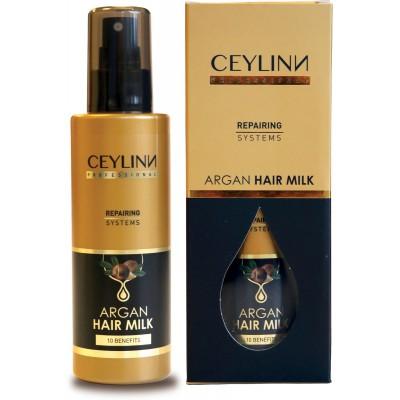 Vlasové mléko s arganovým olejem / 150 ml