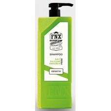 Šampon na vlasy s keratinem FNX/ 1000 ml