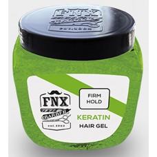 Gel na vlasy FNX Keratin / 700 ml