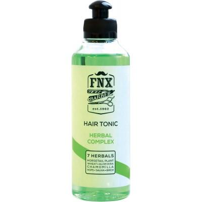 Barber vlasové bylinné tonikum FNX / 250 ml