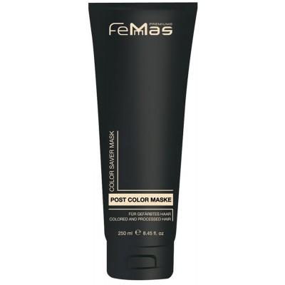 Vyživující maska na vlasy FemMas Color / 250 ml