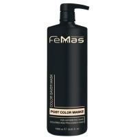 Vyživující maska na vlasy FemMas Color / 1000 ml