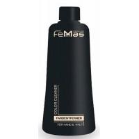 Odstraňovač barvy z pokožky Femmas / 220 ml