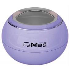 Depilační ohřívač vosku FemMas / Fialový
