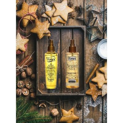 Elixír na vlasy + olej na tělo