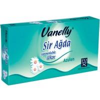 Depilační vosk tabulkový Vanelly Azulen / 500 ml