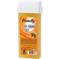 Depilační vosk Roll-On Vanelly Natural / 100 ml