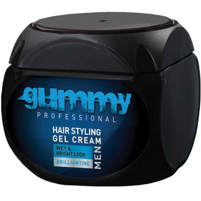Gelový krém na vlasy Brilliantine / 500 ml