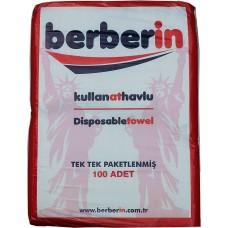 Jednorázový kosmetický ručník / 100 ks