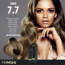 Barva na vlasy Blond písková 7.7