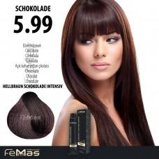 Barva na vlasy Čokoládová 5.99