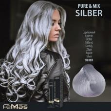 Barva na vlasy Stříbná