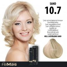 Barva na vlasy Super světlá blond písková 10.7