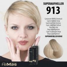 Barva na vlasy Super zesvětlující béžová 913