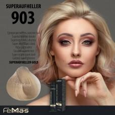 Barva na vlasy Super zesvětlující zlatá 903