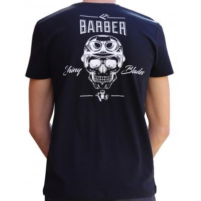 Pánské barber tričko