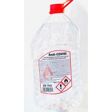 Anti-COVID desinfekce 4l