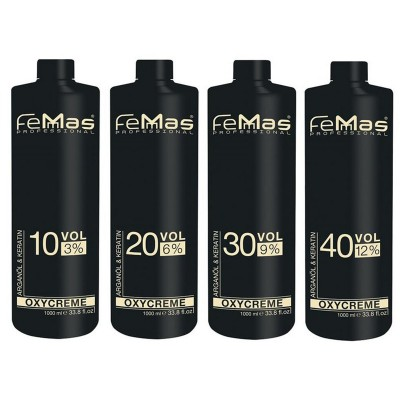 Krémový peroxid Femmas / 1000 ml