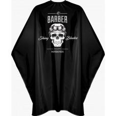 Kadeřnická pláštěnka Barber XXL
