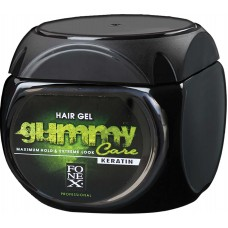 Gel na vlasy s keratinem / 220 ml