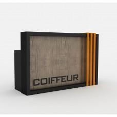 Recepce Coiffeur Desk